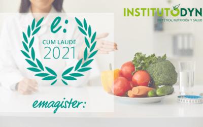 Instituto DYN consigue el Sello Cum Laude 2021